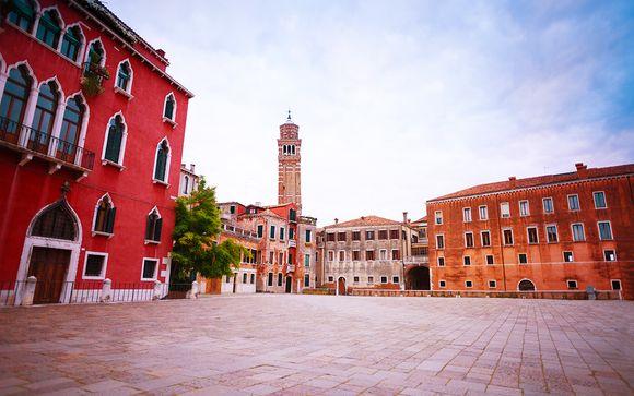 Willkommen in... Venedig
