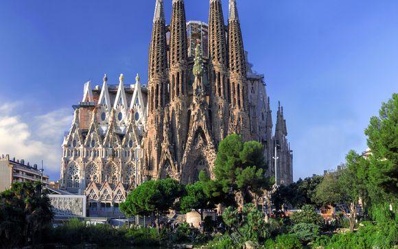 Willkommen in ... Barcelona!