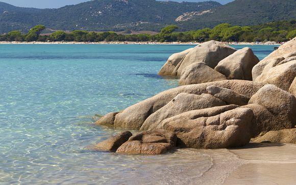Willkommen in... Korsika!