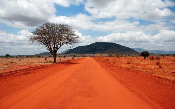 Willkommen in...Kenia !