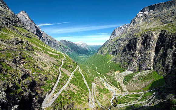 Willkommen in... Norwegen !