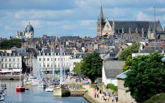 Willkommen in... der Bretagne!