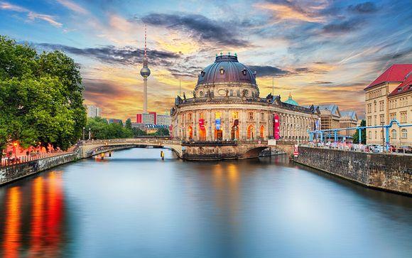 Willkommen in... Berlin!