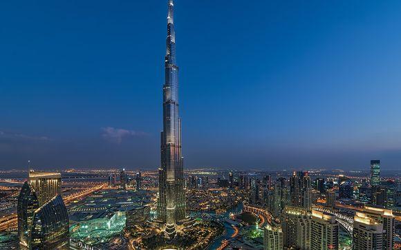 Ihr optionaler Zwischenstopp in Dubai
