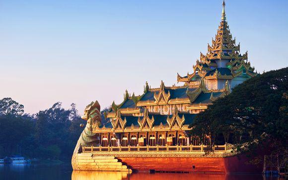 Willkommen in... Burma!