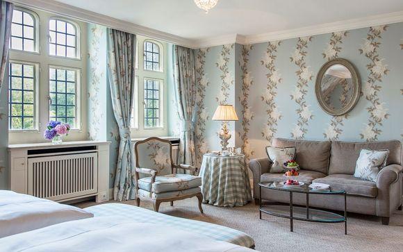 Ihr Hotel Schlosshotel Kronberg 5*