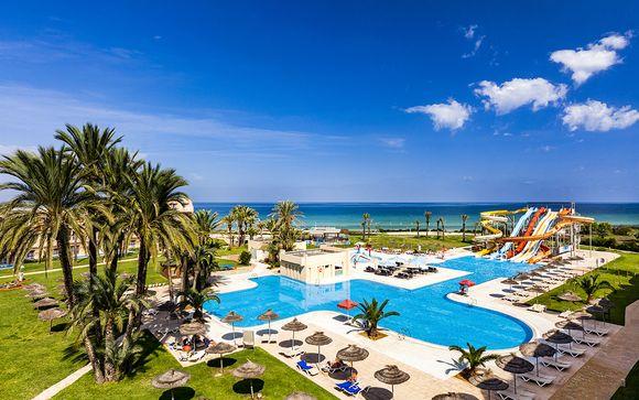 Skanes Family Resort 4* Luxe