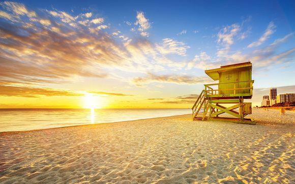 El Paseo South Beach 4* mit optionaler Bahamas-Kreuzfahrt