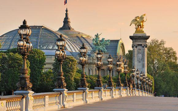 Willkommen in...Paris !