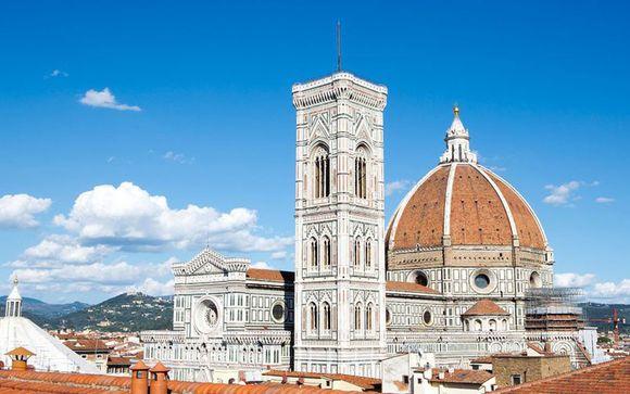 Willkommen in... Florenz!