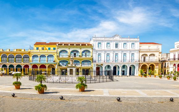 Willkommen auf... Kuba!