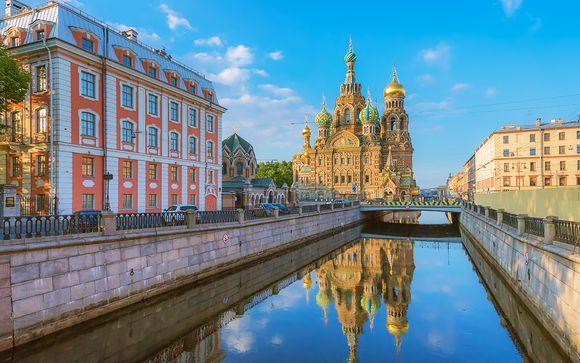 Willkommen in... St. Petersburg!