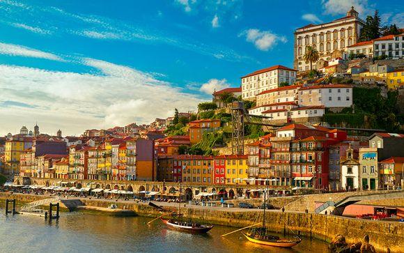 Willkommen in... Lissabon und Porto!