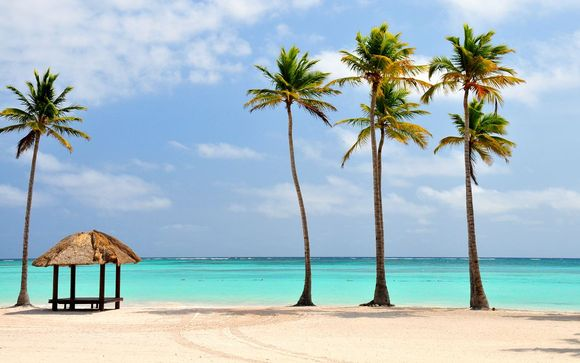 Willkommen in der... Dominikanischen Republik!