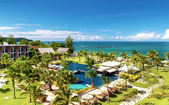 Ihr Hotel The Sands Khao Lak 5*