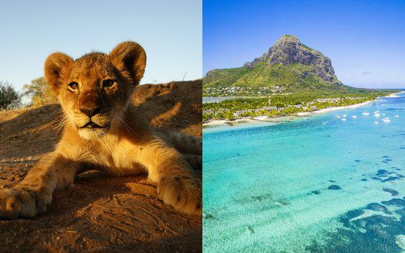 Abenteuer in Südafrika mit Erweiterung im Tamarina Golf & Spa 4*