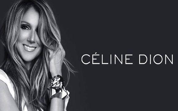 Konzert von Céline Dion im Caesars Palace