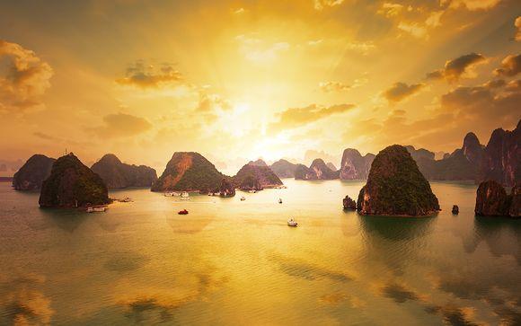 Rundreise durch Vietnam mit möglicher Verlängerung in Kambodscha