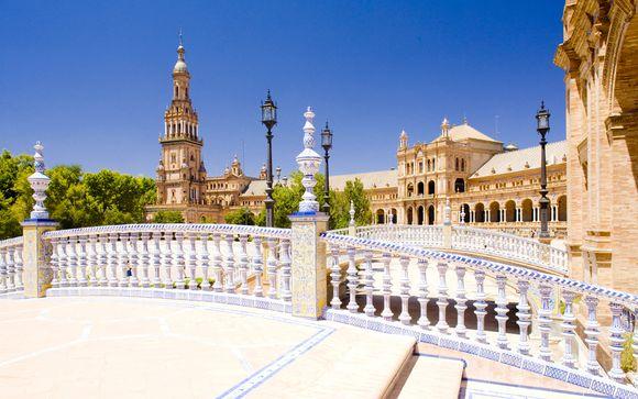 Willkommen in ... Sevilla!