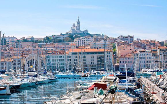 Willkommen in... Marseille!