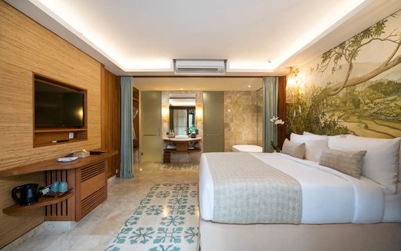 Adiwana Resort Jembawan Hotel 4*