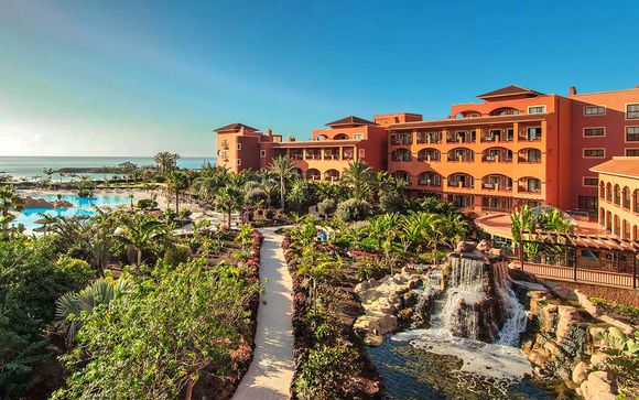 Sheraton Fuerteventura Beach, Golf & Spa Resort 5*