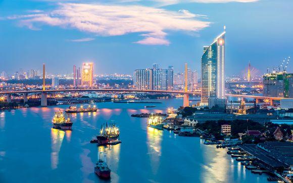 Willkommen in... Krabi und Bangkok!