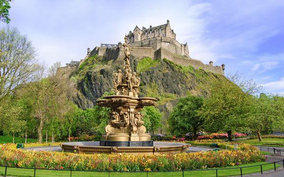 Willkommen in... Schottland!
