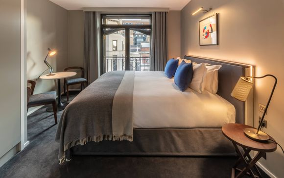 Brand New Hotel 3 Minutes from Covent Garden