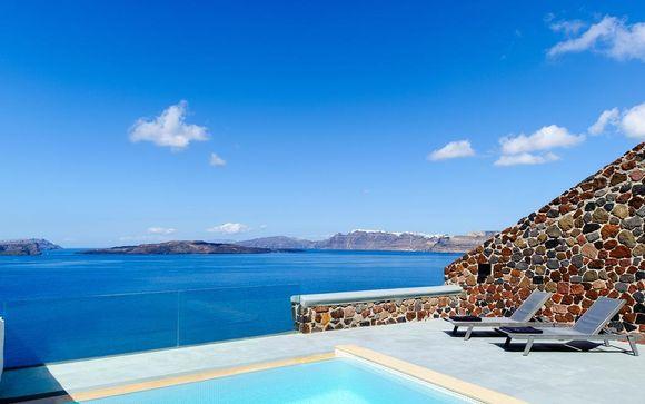 Willkommen auf... Santorini!