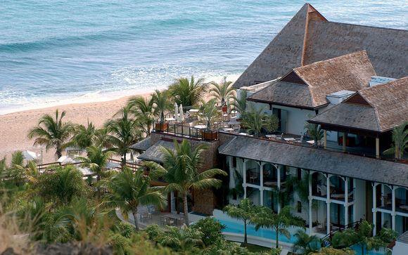Kombireise 4* Villa Delisle und Hotel Saint Alexis