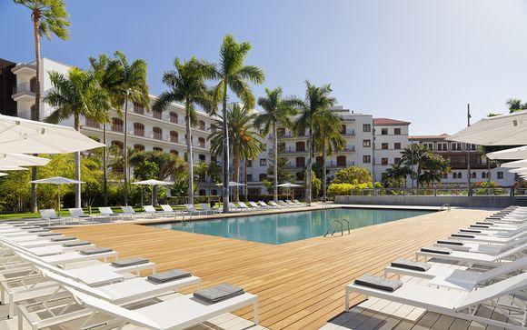 5* Resort auf der Insel des immerwährenden Sommers