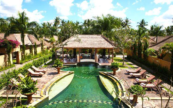 Hotel Furama Ubud 4*