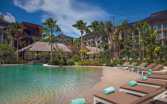 Hotel Mövenpick Resort & Spa Jimbaran 5*