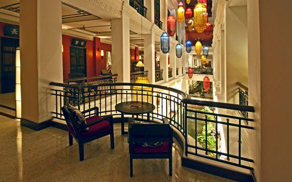 Shanghai Mansion Bangkok 4*