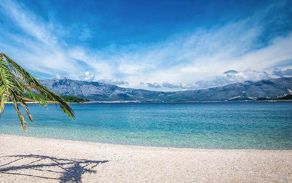 Willkommen auf... der Insel Korcula!