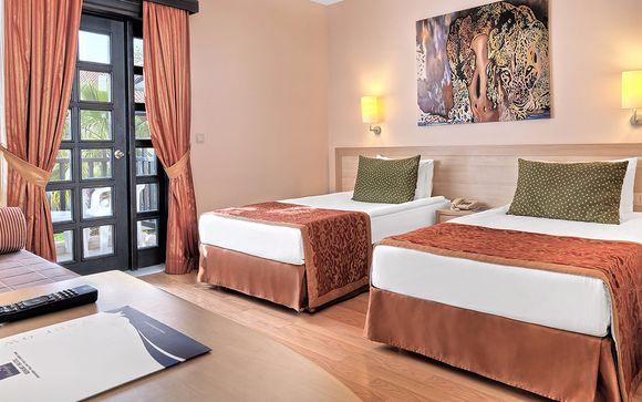 Ihr Zimmer im Starlight Resort Hotel