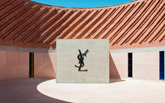 Führung durch die Gärten Majorelle und das Yves Saint Laurent Museum