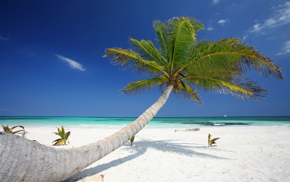 Willkommen an der... Riviera Maya!