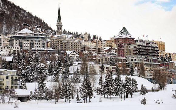 Willkommen in... St. Moritz !