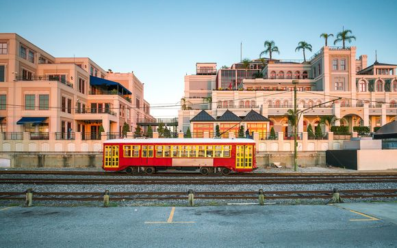 Willkommen in... New Orleans!