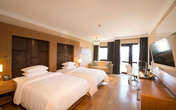 Ihr Zimmer im Hilton Bodrum Turkbuku Resort & Spa