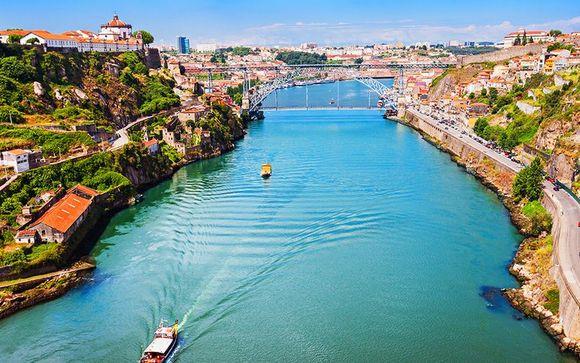 Willkommen in... Porto!