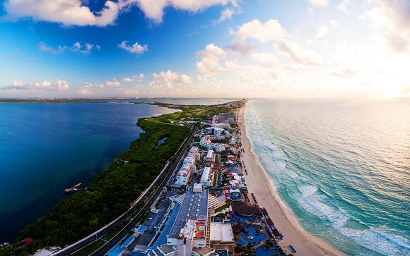 Willkommen in... Cancun!