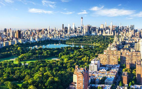 Willkommen in... Manhattan!