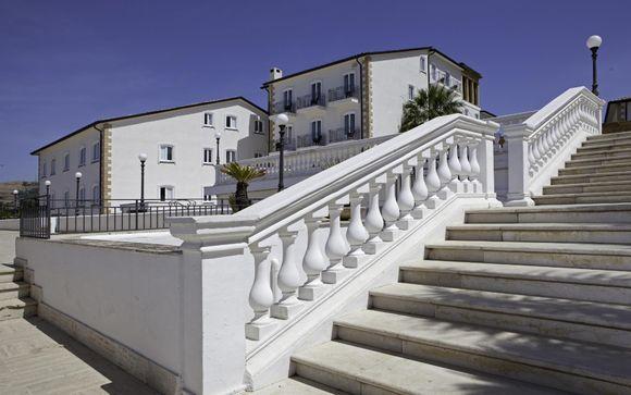 Ihr Hotel Kaos 4* in Sizilien