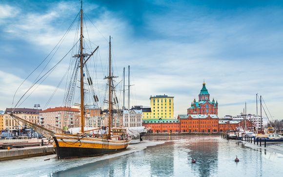 Ihr optionaler Stopover in... Helsinki