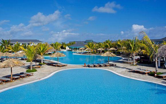 Cayo Santa Maria - Hotel Melia Las Dunas 5*