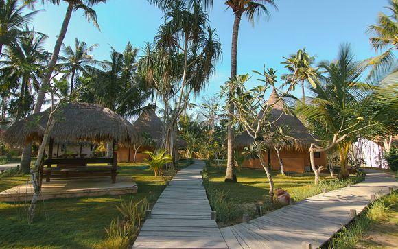 Hotel Nusa Beach Club Lembogan 4*