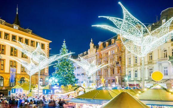 Willkommen in... Wiesbaden!